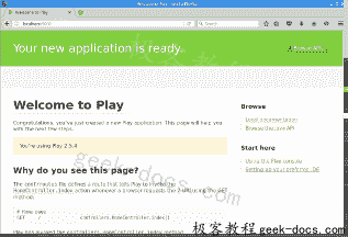 Java Play 框架简介