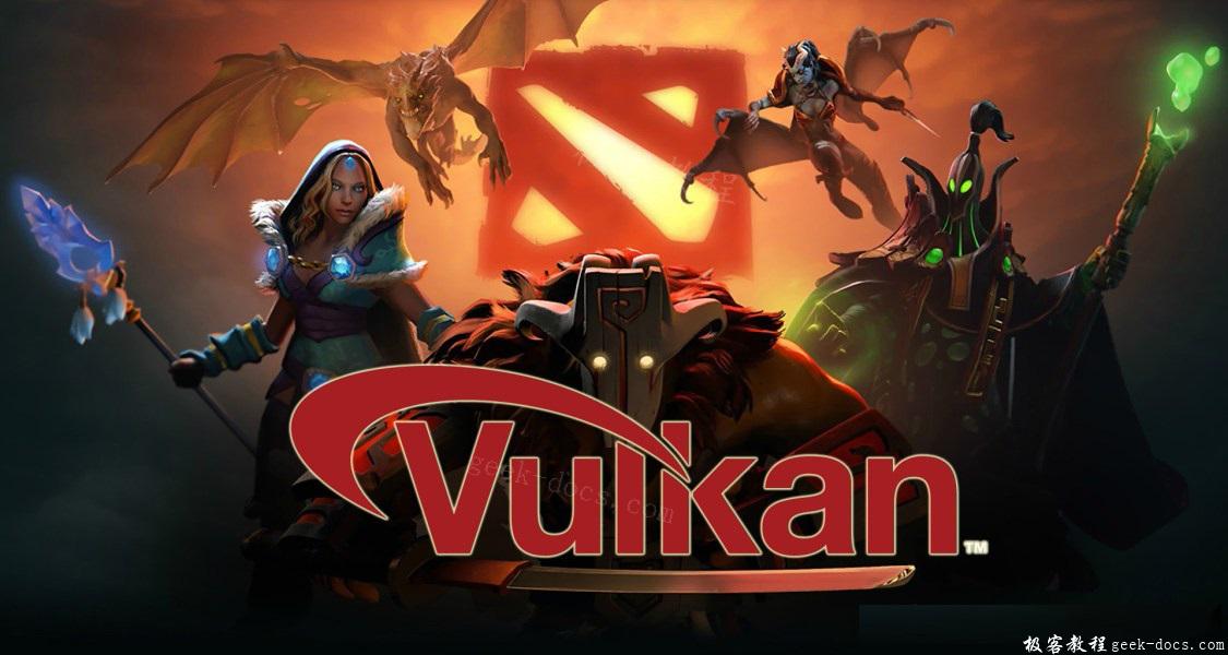 持Vulkan的游戏